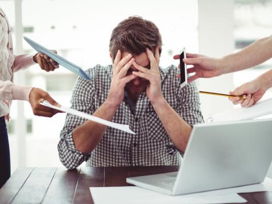 5 Top Workplace Stress-Busting Tips