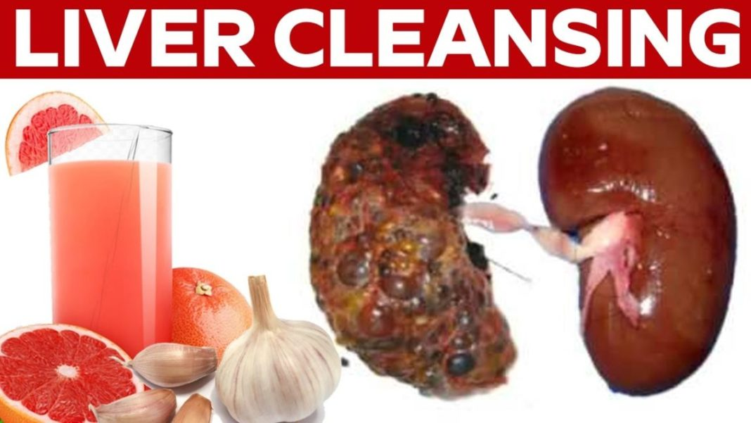 Foods That Will Naturally Cleanse Your Liver