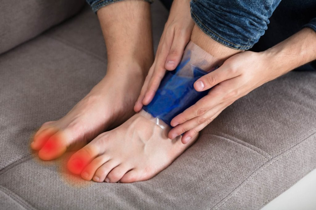 Importance of Diet in Treating Gout